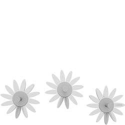Wieszaki ścienne Maya CalleaDesign białe 13-011-1