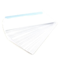 Koperta DL 110 x 220 mm 50 szt. biała