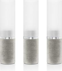 Świecznik Faro betonowy 3 szt.