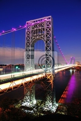Fototapeta george washington bridge