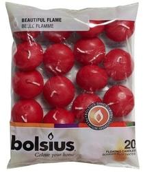Bolsius, bordo, świeca pływająca,  20 sztuk