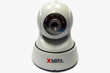 Xblitz ready kamera ip p2p wifi niania obrotowa