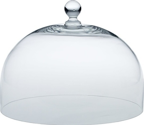 Klosz do wypieków szklany birkmann 29 cm