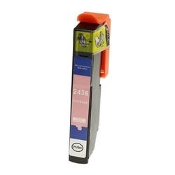 Tusz zamiennik t2436 do epson c13t24364010 jasny purpurowy - darmowa dostawa w 24h