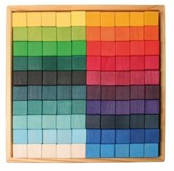 Mozaika 3+, tęczowa, Grimms