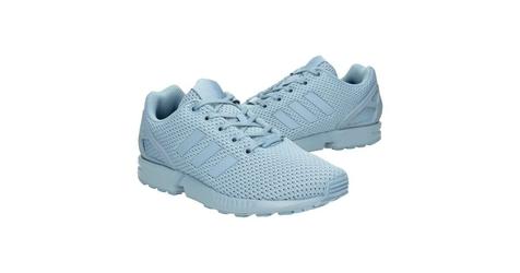 Buty adidas zx flux j tactile blue s17 39 13 niebieski