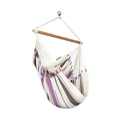 Lasiesta - caribena - fotel hamakowy basic - purple