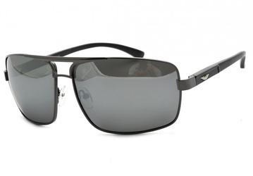 Okulary męskie dla kierowców aviator polaryzacyjne lustrzane pol-70-1