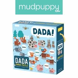 Puzzle podłogowe Jumbo Tata 25 elementów 2+, Mudpuppy
