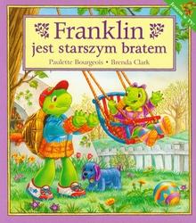 Franklin jest starszym bratem, paulette bourgeois, brenda clark