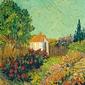 Landscape, vincent van gogh - plakat wymiar do wyboru: 42x59,4 cm