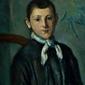 Louis guillaume, paul cézanne - plakat