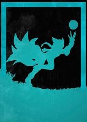 League of legends - ahri - plakat wymiar do wyboru: 60x80 cm