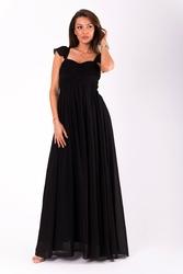 Eva  lola sukienka czarny 51006-3