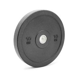 Obciążenie olimpijskie gumowe 10kg mw-bumper-10kg - marbo sport