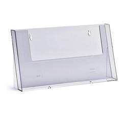 Stojak na biurko a4 poziom stojak na ulotki c330