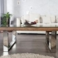 Interior space :: stolik recstyle ii 105x60cm - drewno tekowe