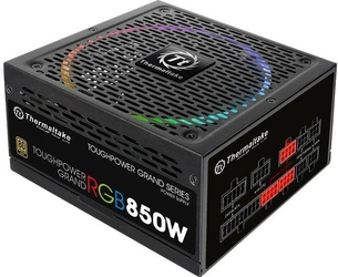 Thermaltake Toughpower DPS G RGB 850W Modular 80+ Gold, 6xPEG, 140mm