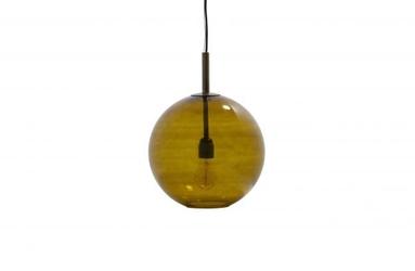 Be pure lampa wisząca bold zielona, rozmiar m 800720-w
