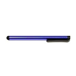 Pióro dotykowe, pojemnościowe, metal, ciemno niebieski, do iPad i tableta