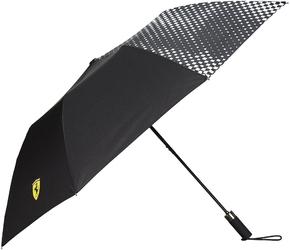 Parasolka scuderia ferrari f1 compact czarna - czarny