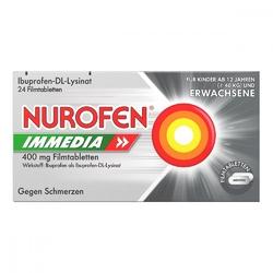 Nurofen immedia 400 mg filmtabl.