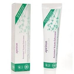 Pasta do zębów bio ziołowa, 75 ml apeiron auromere - aż 24 ajurwedyjskie ekstrakty ziół