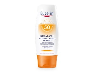 Eucerin sun krem-żel do twarzy spf 50+ suchy 50ml