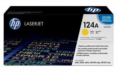HP Toner 2k Q6002A ŻÓŁTY