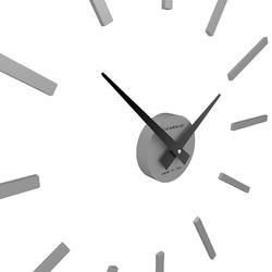 Zegar ścienny pinturicchio mały calleadesign jasnobrzoskwiniowy 10-301-22