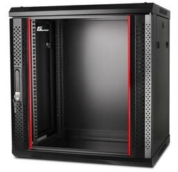 Szafa rack getfort 19 cali 12u 600x600 wisząca - szybka dostawa lub możliwość odbioru w 39 miastach