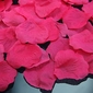 Dekoracyjne płatki róż - różowe - RÓŻ
