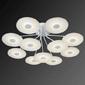 Minimalistyczna lampa led wisz�ca vinyl 11