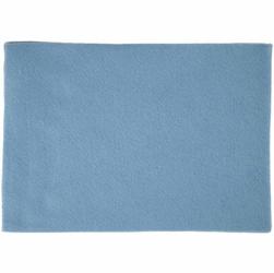 Dekoracyjny filc a4 - niebieski jasny - niejas