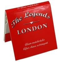 The legends london ałun na skaleczenia po goleniu - zapałki 20szt