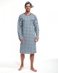 Koszula nocna cornette 110640104 dłr s-2xl