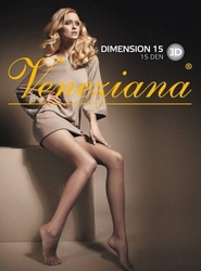Veneziana dimension 15 den plus rajstopy