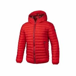 Kurtka zimowa Pit Bull West Coast Light Padded Hodded Jacket Tremont Red - Red