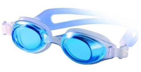 Fashy okulary pływackie dolphin 4159 ciemnoniebieskie