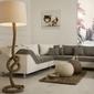 Interior space :: lampa podłogowa ropes