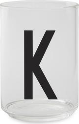 Szklanka aj litera k
