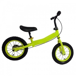 Rowerek biegowy dzieci rower 12 air zielony