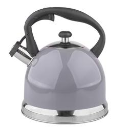Czajnik na gaz i indukcję ze stali nierdzewnej altom design connor 3 l