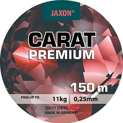 Żyłka uniwersalna JAXON CARAT Premium przezroczysta 0,30mm 16kg 150m