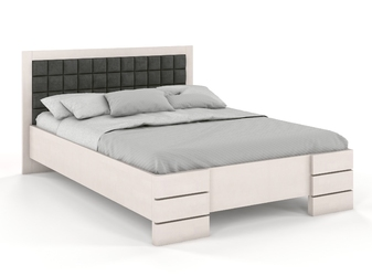 Łóżko bukowe visby gotland high bc