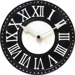 Zegar stołowy london czarny
