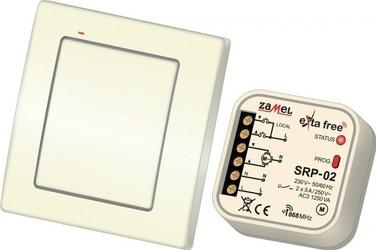 Zestaw sterowania bezprzew. exta free rzb-03 rnk02+srp02 - szybka dostawa lub możliwość odbioru w 39 miastach