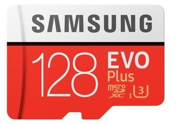 Samsung karta pamięci mb-mc128haeu 128gb evo+ msd +adapter