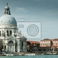 Fototapeta bazylika santa maria della salute di venezia