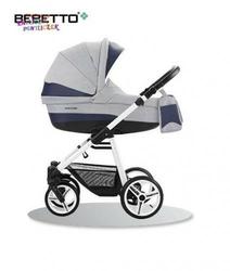 Wózek bebetto vulcano s-line 3w1 fotel maxi cosi cabriofix